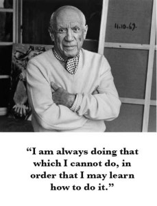 Picasso's Philosophy