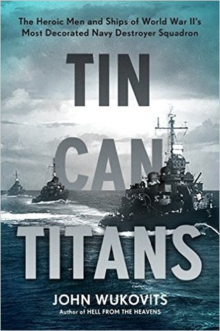 Book cover of Tin Can Titans