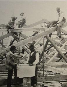 Building Tuskegee