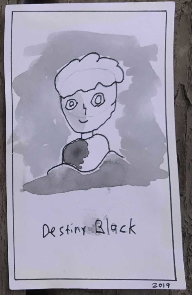 Destiny Black